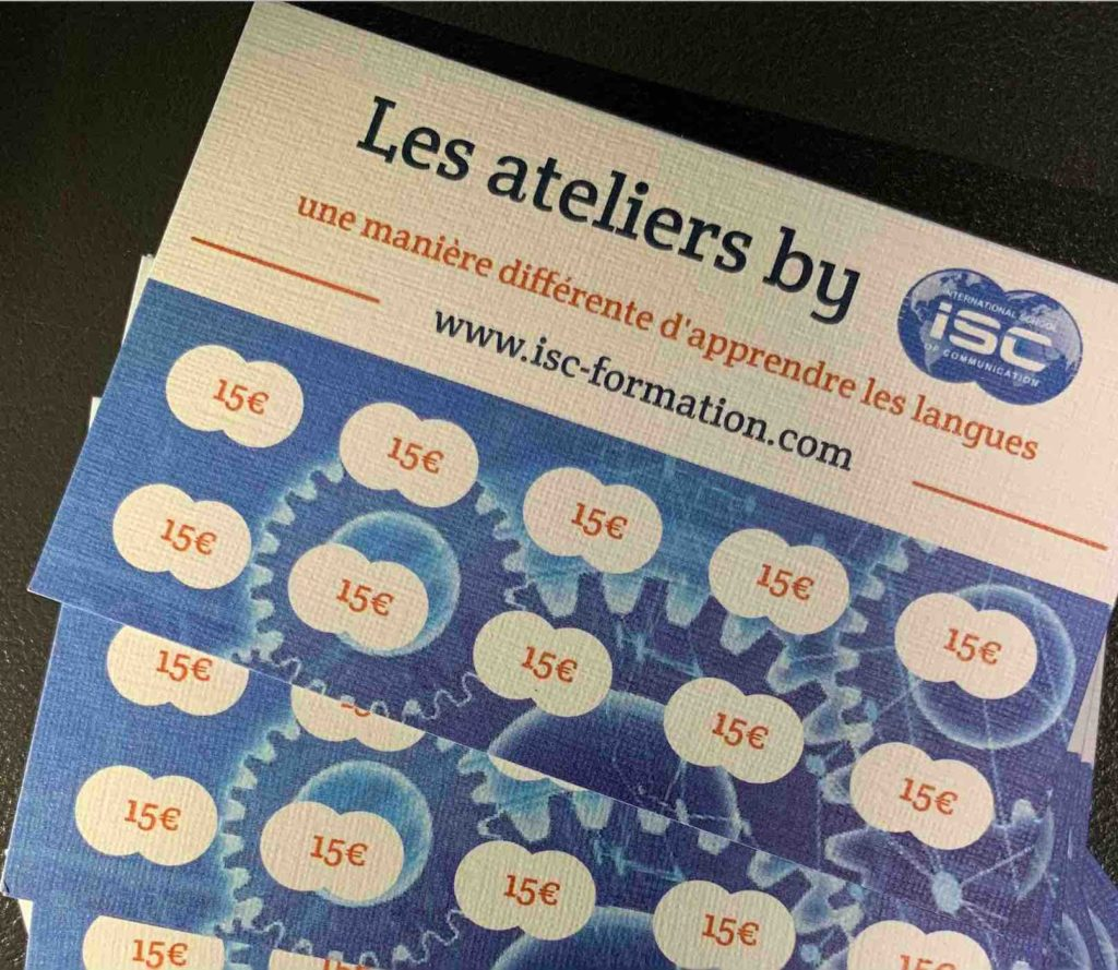 carte 10 points ateliers ISC