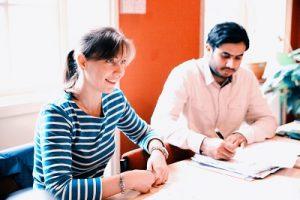Formation en immersion en Angleterre - cours d'anglais en immersion