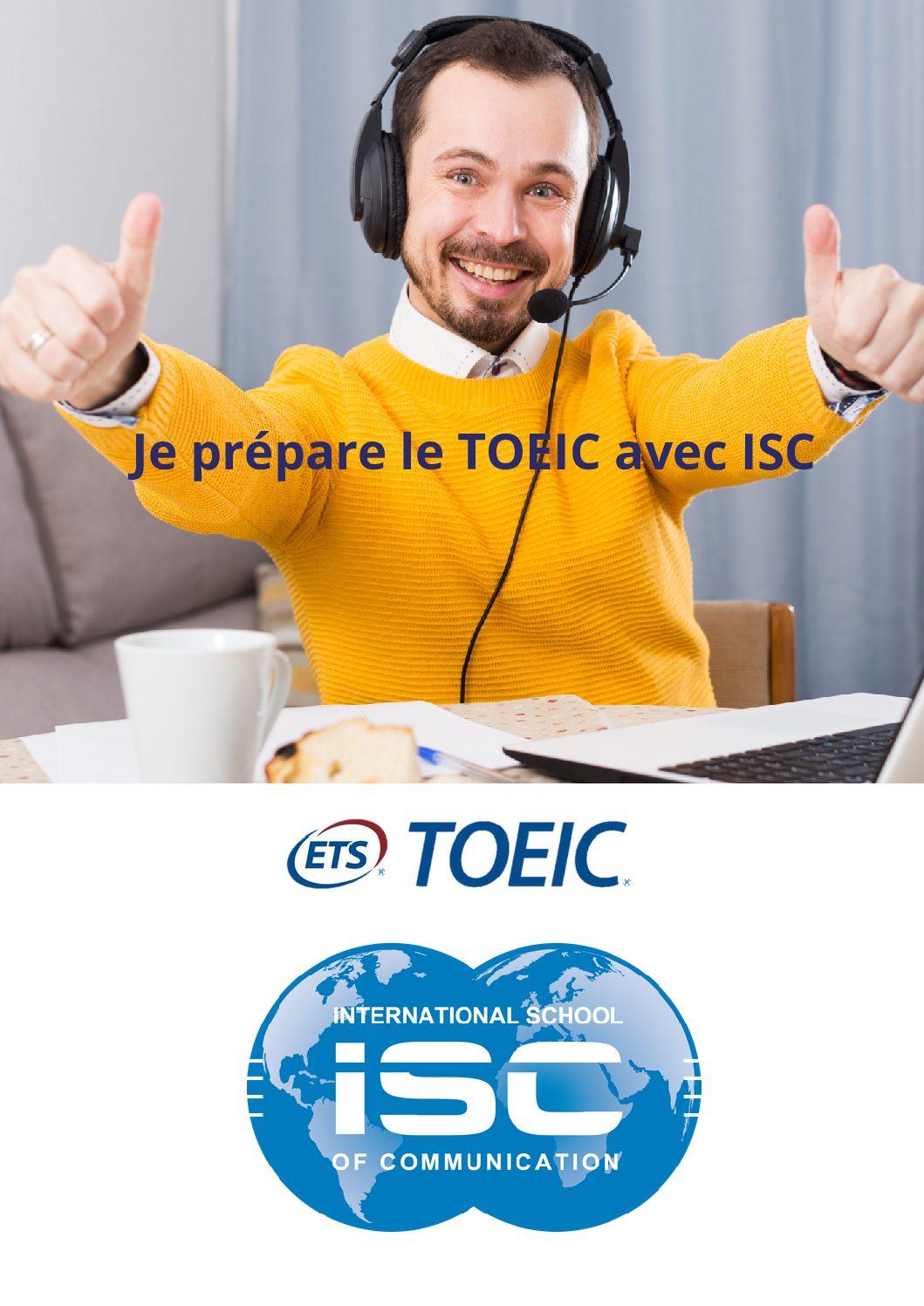 Comment préparer le TOEIC